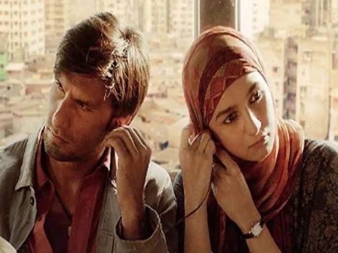 Gully Boy on world stage, named India's Oscars entry | रणवीर-आलिया यांचा 'गली बॉय' ऑस्कर शर्यतीत