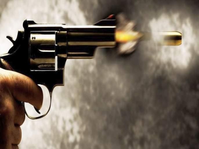 Arrested within one hours for looting Rs 7.5 lakh from a trader | गोळीबारकरुन व्यापाऱ्याचे सव्वासात लाख रुपये लुटणारे तिघे तासाभरात जेरबंद