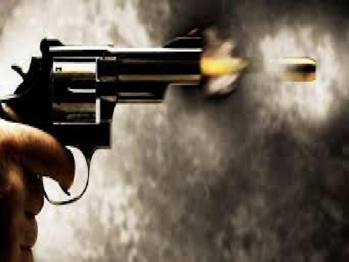 One-day jail term for accused in firing case | गोळीबार प्रकरणातील आरोपीला ४ दिवसांची कोठडी