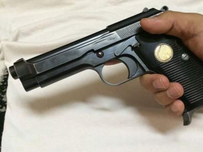 One injured in firing | वरातीत केलेल्या गोळीबारात एक जखमी