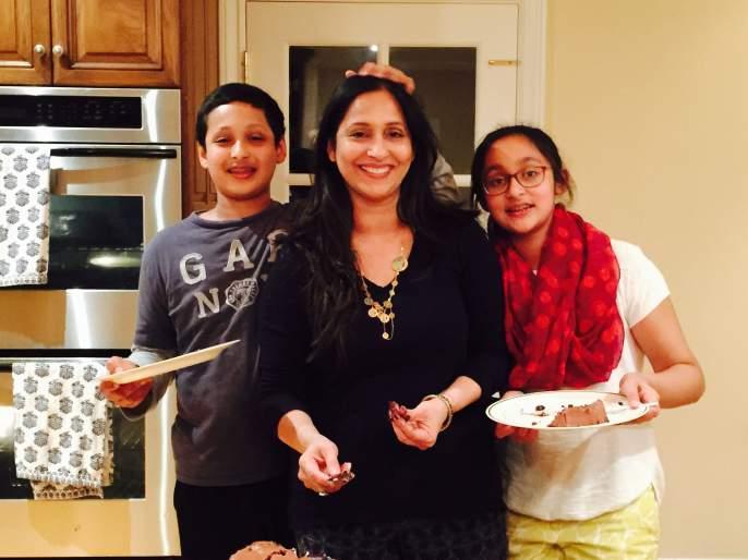 ashvini bhave going down memory lane when her kids changed her life | गुंता..'मातृ'भूमीचा