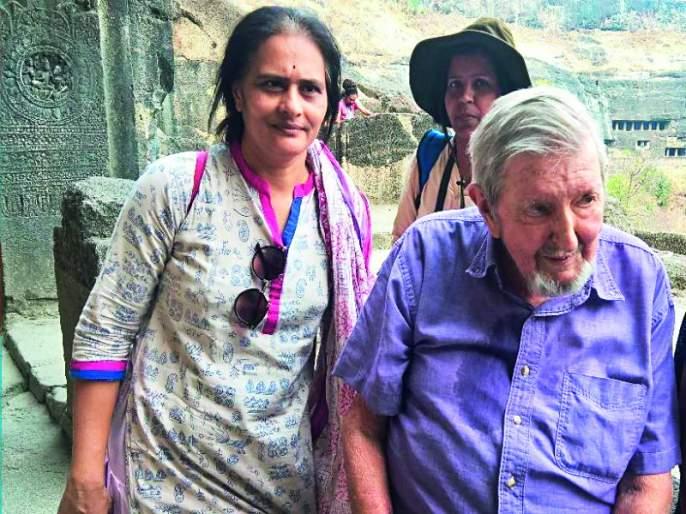 Researcher's master Harpala ... | संशोधकाचा गुरु हरपला...
