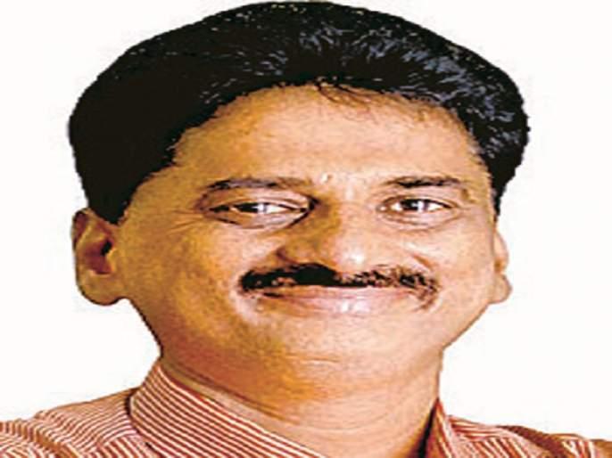 Ratnakar Gutta arrested after refusing bail in case of taking loan in favor of farmers   शेतकऱ्यांच्या नावे कर्ज उचलल्याच्या प्रकरणात जामीन फेटाळताच रत्नाकर गुट्टेंना अटक
