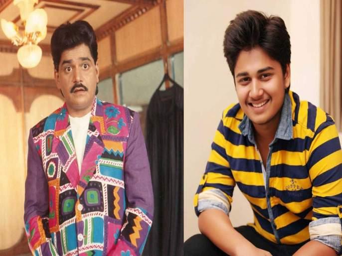Laxmikant Barde and his son are similar in this thing, said Priya Berde | लक्ष्मीकांत बेर्डे आणि त्यांचा मुलगा अभिनयमध्ये आहे हे साम्य, खुद्द सांगितले प्रिया बेर्डे यांनी