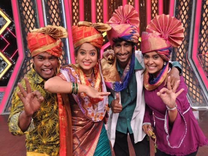 Nilu Bhau skit in Hasyajatra Show   'हास्यजत्रा'मध्ये निलांबरीचे निळू भाऊ करताना होणार हास्य कल्लोळ