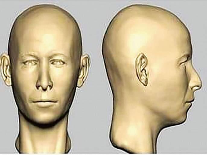Three-D face of Aryans in Harappan culture, Dr Vasant Shinde claims | हडप्पा संस्कृतीतील आर्यांचा थ्री-डी चेहरा तयार, डॉ. वसंत शिंदेयांचा दावा