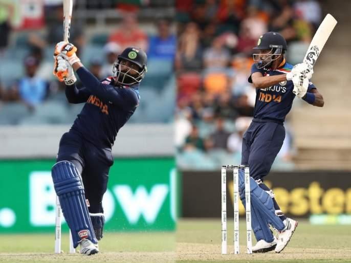 India vs Australia : Hardik Pandya & Ravindra Jajeja record highest sixth wicket partnership for India against Australia, Team India 5 for 302 | India vs Australia : हार्दिक पांड्या-रवींद्र जडेजा यांची विक्रमी भागीदारी, टीम इंडियानं उभं केलं तगडं आव्हान