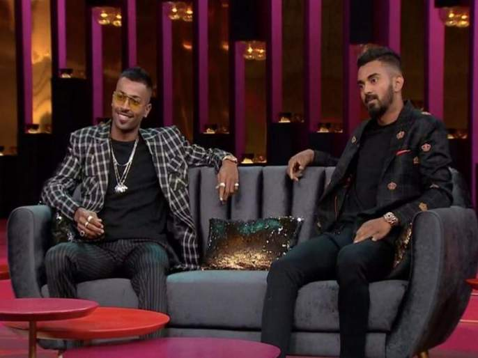 What did Hardik Pandya say at Koffee with Karan? The comments that made this villain | असं काय बोलला हार्दिक पांड्या, त्यामुळं ठरला खलनायक!