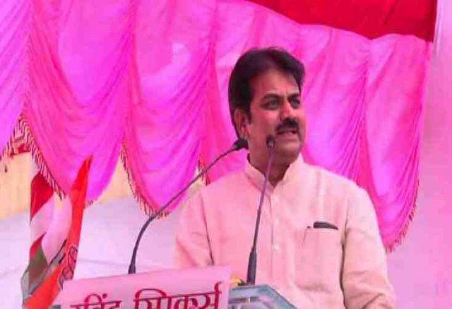 Talk to those who broke the ballot: Harshwardhan Patil | ज्यांनी नोटाबंदी केली, त्यांची व्होटबंदी करा : हर्षवर्धन पाटील