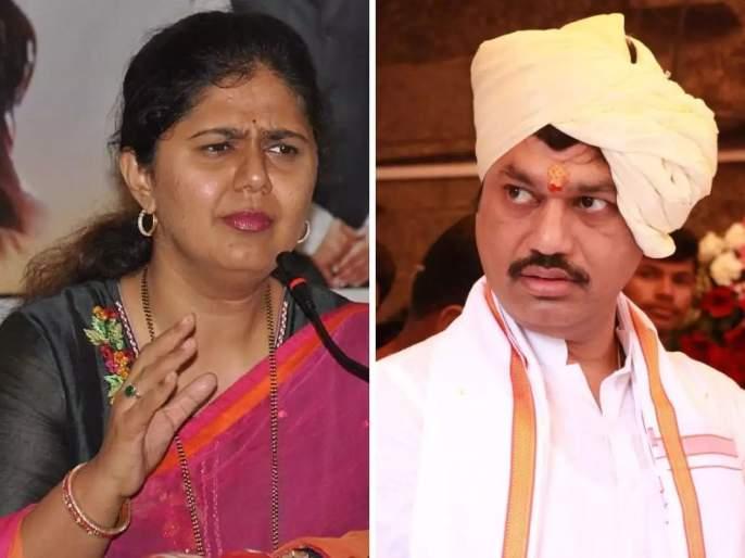 Dhananjay Munde should also resign; Demand of Pankaja Munde | धनंजय मुंडे यांनीही राजीनामा द्यावा;पंकजा मुंडे यांची मागणी