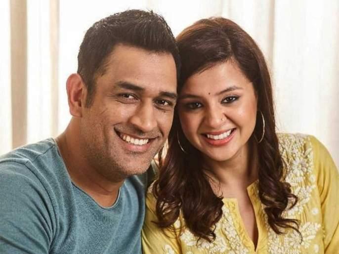 Pictures from MS Dhoni's birthday celebrations go viral on social media  | असा साजरा केला महेंद्रसिंग धोनीनं वाढदिवस, फोटो व्हायरल