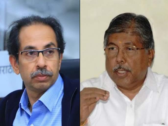 BJP leader Chandrakant Patil has criticized Chief Minister Uddhav Thackeray | 'उद्धव ठाकरेंना मंत्रालय कुठे आहे, हेही माहित नव्हतं'; चंद्रकांत पाटील यांची टीका