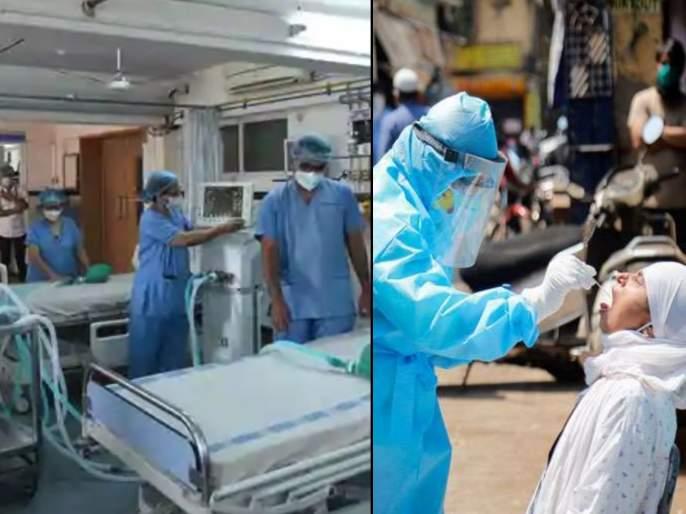 CoronaVirus Marathi News The total number cases Maharashtra rises to 10,37,765 | CoronaVirus News : चिंताजनक आकडेवारी! राज्यात 22,084 नवे रुग्ण, कोरोनाग्रस्तांची संख्या तब्बल 10 लाखांवर