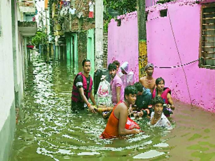 148 in Country due to heavy rainfall | देशात पावसाचे १४८ बळी, आणखी जोरदार पावसाचा हवामान विभागाचा अंदाज