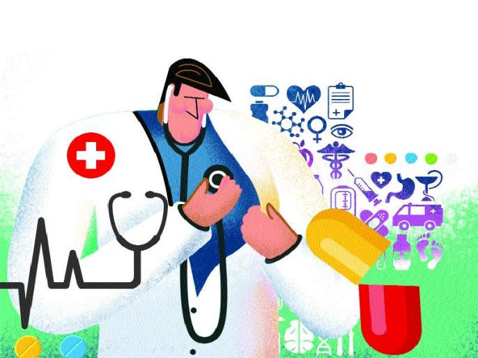 Health system ready for voting | मतदानासाठी आरोग्य व्यवस्था सज्ज