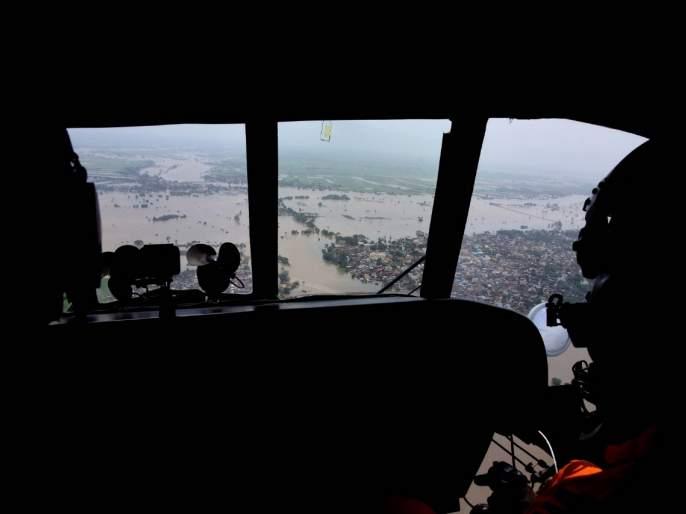 40 tonnes of relief material for Kolhapur, Sangli in last 7 days | कोल्हापूर,सांगलीसाठी गेल्या 7 दिवसात 40 टन मदत साहित्य