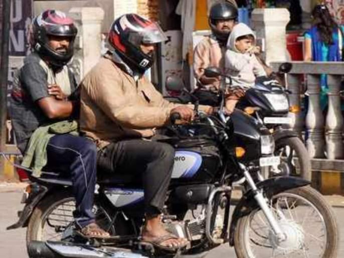 Old Relationship of Pune with Helmets compulsion | हेल्मेटसक्तीशी पुण्याचे जुनेच नाते