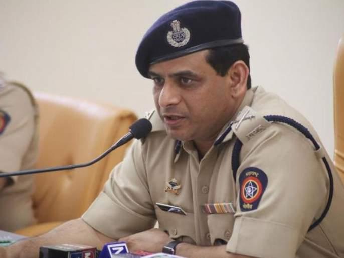 Don't let the time come to take drastic steps, warns Commissioner Nagarale | कठोर पावले उचलण्याची वेळ येऊ देऊ नका, पोलीस आयुक्त नगराळे यांचा इशारा