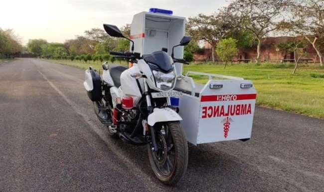 coronavirus : latest news hero motocorp to donate 60 first responder mobile ambulances rkp | CoronaVirus : कोरोनाग्रस्तांच्या मदतीसाठी Hero MotoCorp धावणार, 60 मोबाईल अॅब्युलन्स देणार