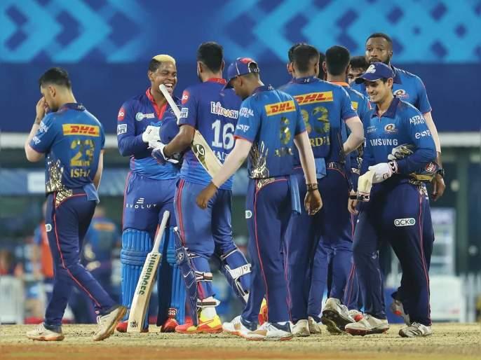 IPL 2021, MI vs DC T20 Match Highlight : silly shots cost Mumbai indians, Delhi Capitals beat them by six wickets   IPL 2021, MI vs DC T20 Match Highlight : चुकीच्या फटक्यांनी घात केला, फाजील आत्मविश्वास MIला महागात पडला