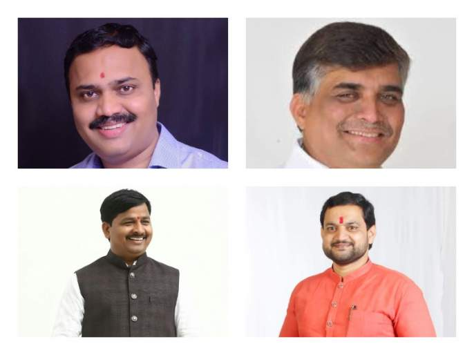 Maharashtra election 2019 : strong rebellion in Pune ; Candidates become tensed | पुण्यात सर्वपक्षीयबंडखोरीचे ग्रहण ; उमेदवारांचे धाबे दणाणले