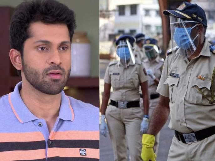 'Babadya is definitely a responsible citizen', Babadya rushed to the aid of the police | 'बबड्या एक जबाबदार नागरिक नक्कीच आहे', पोलिसांच्या मदतीला धावून आला बबड्या