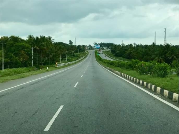 Construction of highway at a speed of 37 km in one day | एका दिवसात ३७ किमी गतीने महामार्गाचे बांधकाम