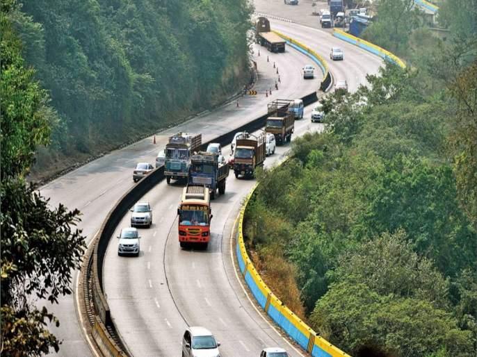 Block of half hour on the Pune-Mumbai expressway on Tuesday | पुणे- मुंबई द्रुतगती मार्गावर मंगळवारी अर्धा तास ब्लॉक