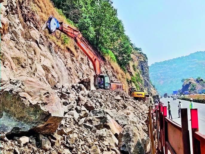 Missing link will prevent traffic congestion on the expressway   'मिसिंग लिंक'ने एक्स्प्रेस वेवरील वाहतूककोंडी टळणार