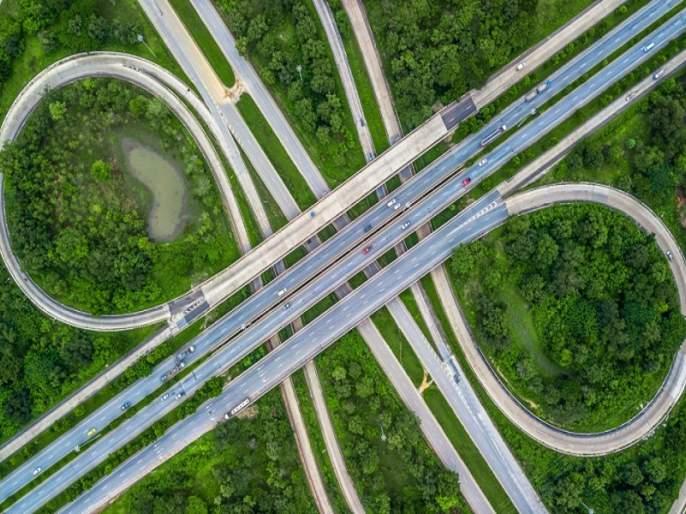 Two 'interchanges' to take place in Aurangabad district on Samruddhi highway   समृद्धी महामार्गावर औरंगाबाद जिल्ह्यात होणार दोन 'इंटरचेंज'