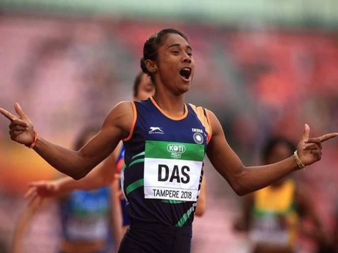 Sachin Tendulkar praised the gold medal for Hima Das | सुवर्णकन्या हिमा दासचे केले सचिन तेंडुलकरने कौतुक