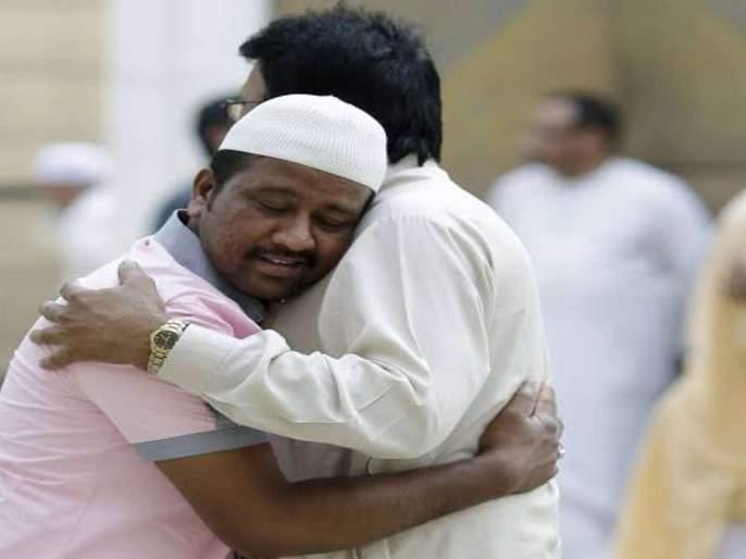 Ayodhya Verdict - The people of Mumbai have shown a sense of harmony and patience | Ayodhya Verdict - मुंबईकरांनी दाखवले सलोखा, संयमाचे दर्शन