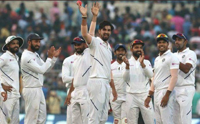 Ind vs Ban, 2nd Test: Ishant Sharma made history in historic match; Five records made by him | Ind vs Ban, 2nd Test : ऐतिहासिक सामन्यात इशांत शर्माने रचला इतिहास; पाच विक्रमांना गवसणी