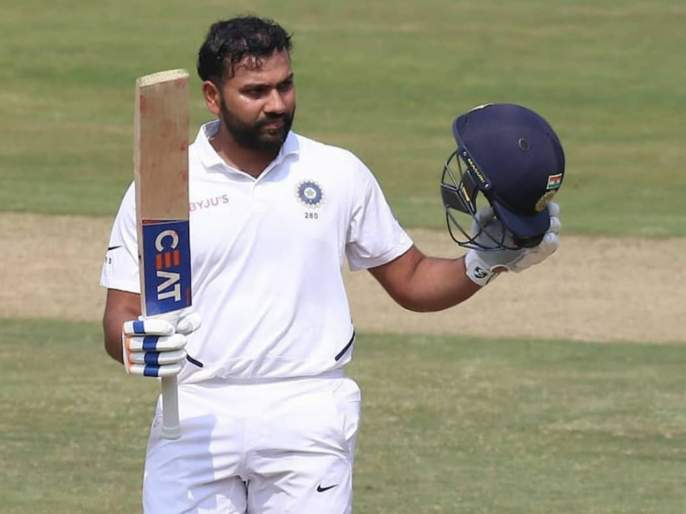India vs South Africa, 1st Test: Rohit Sharma hit more six as a maidan test opening innings | India vs South Africa, 1st Test: वीरू, गब्बरला जे नाही जमलं ते हिटमॅनने करून दाखवलं