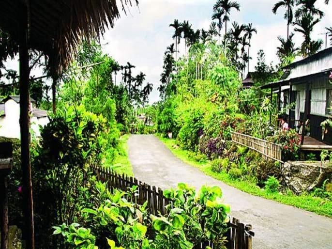 Ahmednagar Hiware Gaonbazar Corona free Village In Maharashtra-SRJ | ...म्हणून 'या' गावात कोरोनाचा शिरकाव टळला; सुरूवातीपासूनच आहे कोरोनामुक्त!