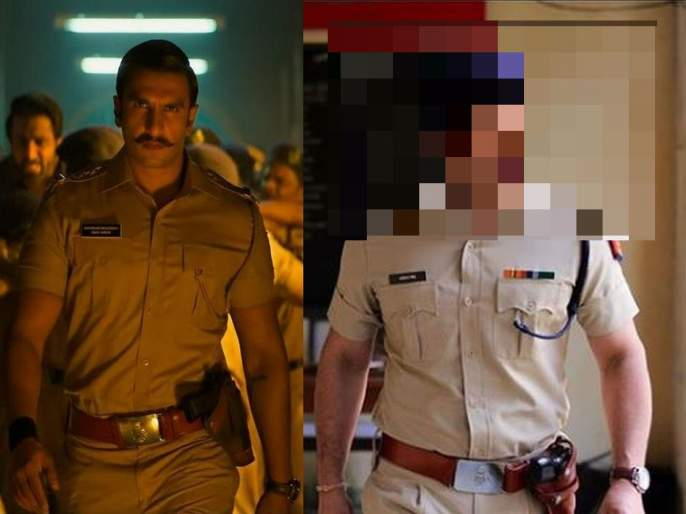 Now after Ranveer Singh, this actor will appear in the role of policeman   रणवीर सिंगनंतर आता हा अभिनेता दिसणार पोलिसाच्या भूमिकेत