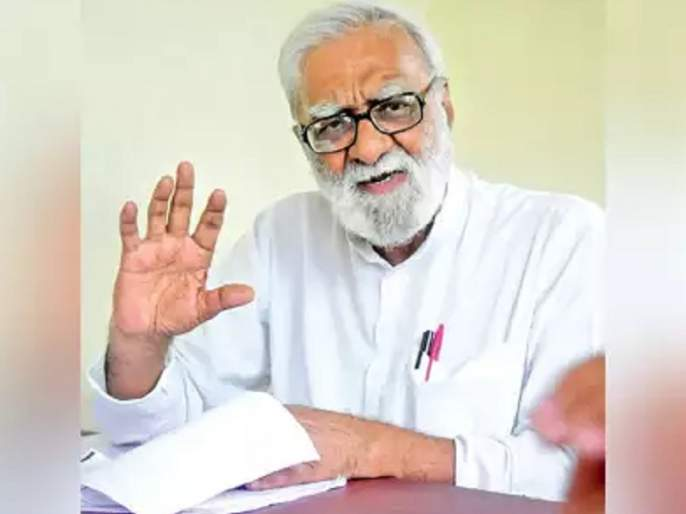 There was an insistence that collective work of Jalyukata not be done; Now there should be a periodic inquiry | 'जलयुक्त'ची सुटी कामे नकोत, असा आग्रह होता; आता कालबद्ध चौकशी व्हावी
