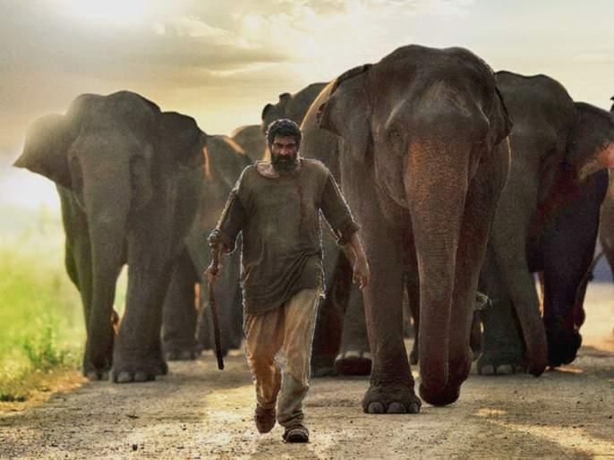Rana Daggubati's 'Hathi Mere Saathi' has been launched | राणा दग्गुबतीच्या 'हाथी मेरे साथी'चा दमदार ट्रेलर झाला लाँच