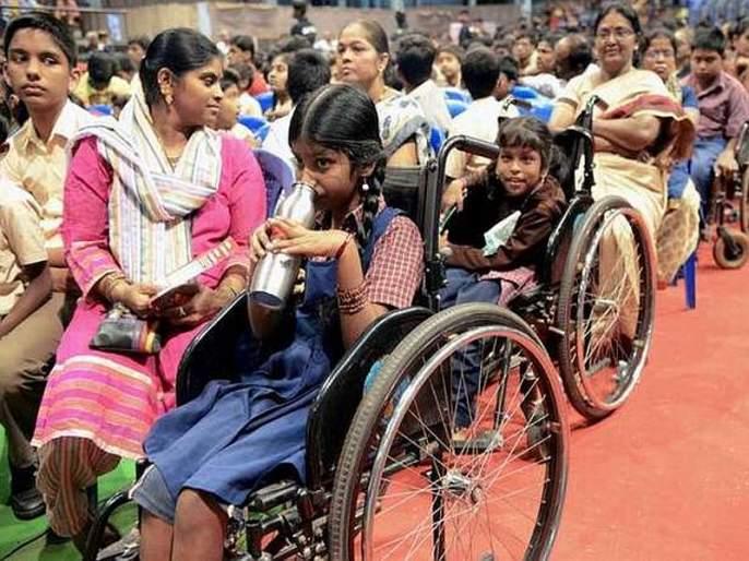 Maharashtra Budget 2019: House Plan for handicapped; 100 crore provision! by sudhir mungatiwar   महाराष्ट्र बजेट 2019: दिव्यांगांसाठी घरकुल योजना; 100 कोटींची तरतूद!