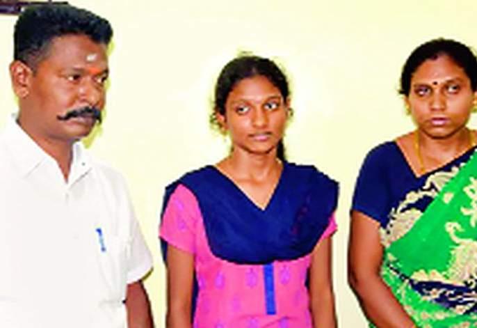 Expenditure incurred for 5 lakh poor during lockdown , tamil girl | शिक्षणासाठी जमवलेले ५ लाख रुपये लॉकडाऊनच्या काळात गरिबांसाठी केले खर्च