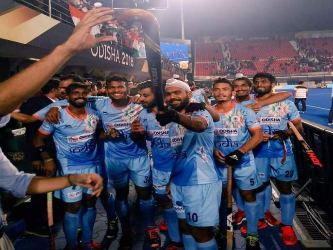 Hockey World Cup 2018: ... India and Pakistan will clash in the quarter-finals? | Hockey World Cup 2018:... तर भारत-पाकिस्तान उपांत्यपूर्व फेरीत भिडणार!