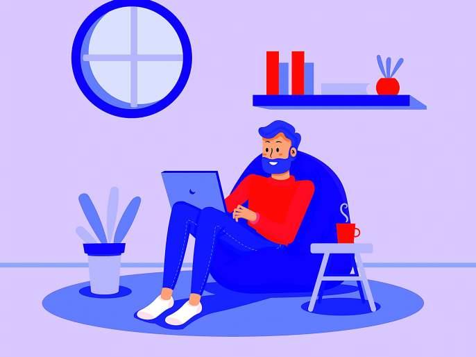 What about homework who do 'work from home' ?   'वर्क फ्रॉम होम'वाल्यांच्या होम-वर्क चे काय?