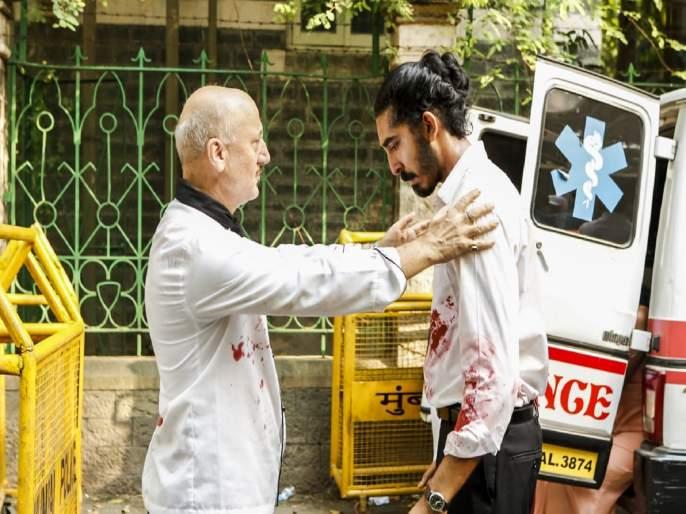 Producers of 'Hotel Mumbai' launch 'Bharat Salaam' song! | 'हॉटेल मुंबई'च्या निर्मात्यांनी लाँच केले 'भारत सलाम' गाणे !