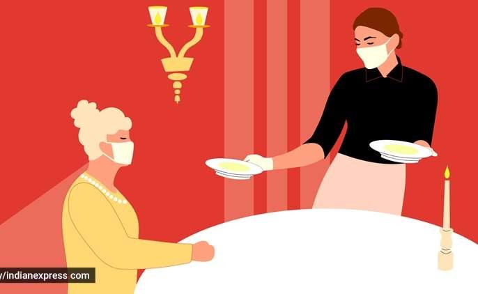 corona virus: Crimes against three hotel owners for violations | corona virus : उल्लंघन केल्याप्रकरणी तीन हॉटेल मालकावर गुन्हे