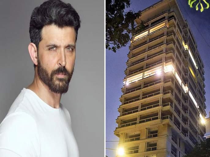 Hrithik Roshan buys 2 new flat pays huge price sea facing view Mumbai   बाबो! हृतिक रोशननं खरेदी केलं स्वप्नातील घर, सी-फेसिंग व्ह्यू घराचा एरिया अन् किंमत वाचून व्हाल अवाक्