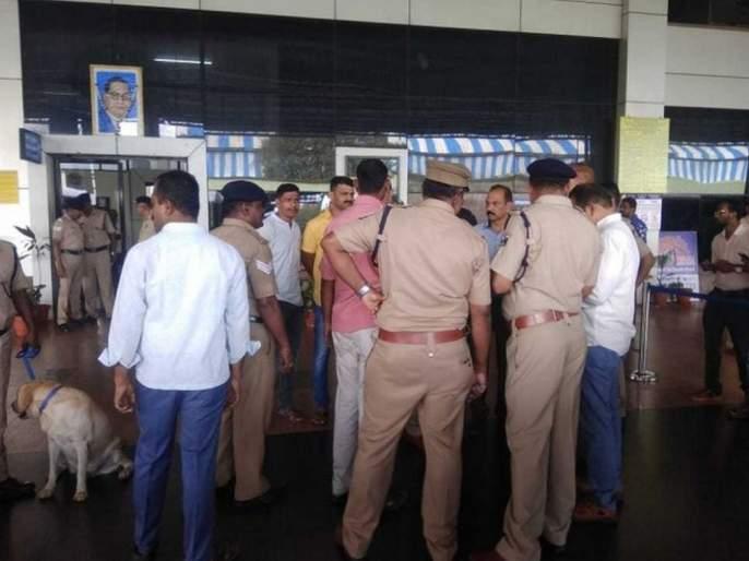 Parcel going to kolhapur Explodes at Hubli Railway Station | हुबळी स्फोटाचं कोल्हापूर कनेक्शन? तपासासाठी पोलीस रवाना