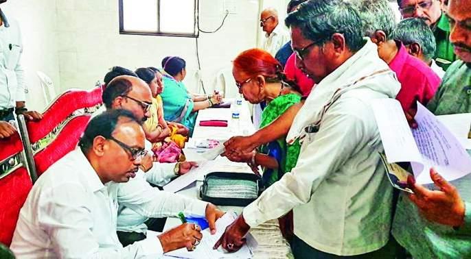 Water supply to Hudakeshwar-Narsala residents before August 15: Guardian Minister | हुडकेश्वर-नरसाळाच्या नागरिकांना १५ ऑगस्टपूर्वी पाणीपुरवठा करा : पालकमंत्री