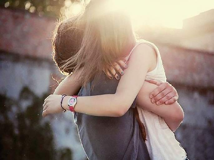 spiritual thought about lovable hug article by Dr Datta Kohinkar | जादू की झप्पी