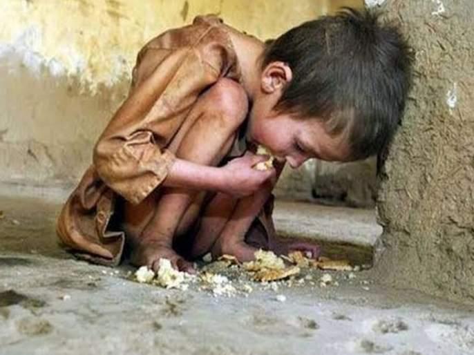 editorial on hunger problem in India   भय व भूकमुक्तीची प्रतीक्षाच!