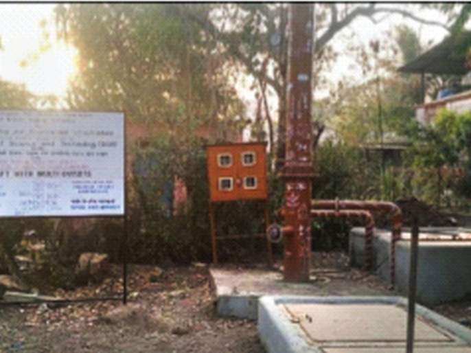 Samadaba water supply to the villages | गावांना हाेणार समदाबाने पाणीपुरवठा